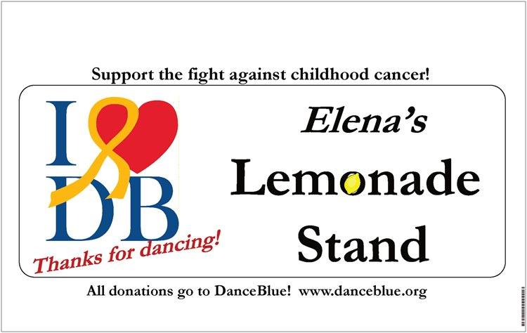 Elena's Lemonade Stand